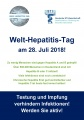 Welt-Hepatitis-Tag
